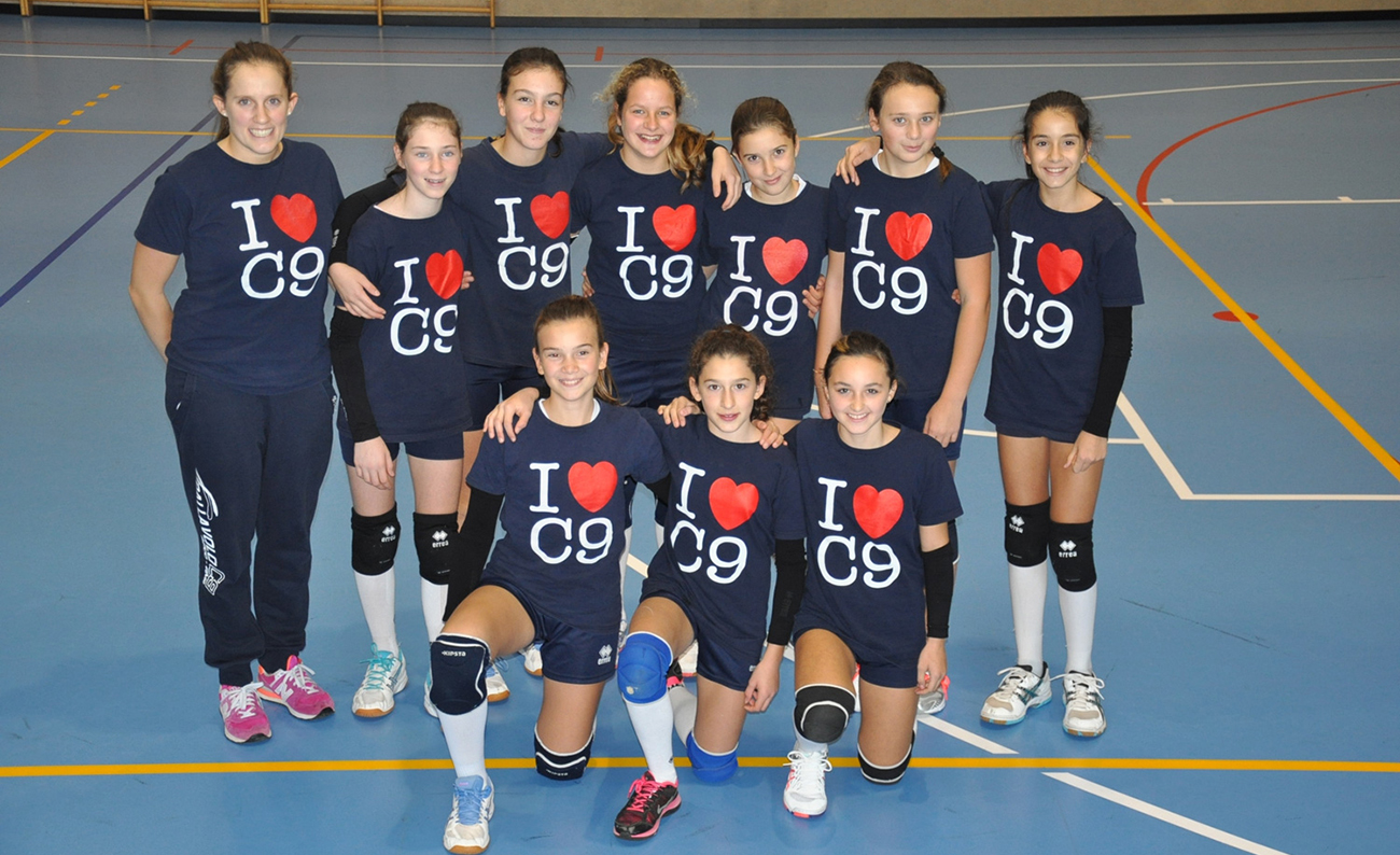 Under 13 A Femminile
