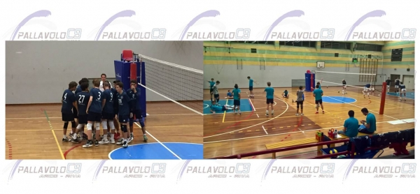 COSMI Group D Maschile vs Trentino Volley
