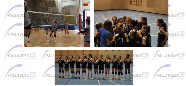 Altro tour de force per la nostra under 14 femminile